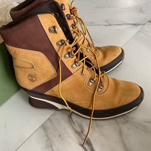 Timberland Boots.